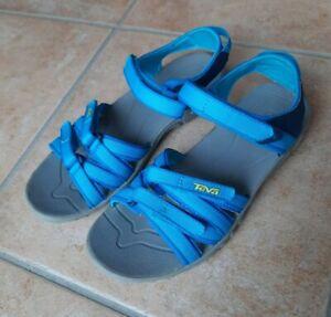 Teva Tirra Youth Gr. 35 für Kinder Outdoor/Trekking-Sandalen - Top Zustand