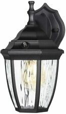 Aluminum Outdoor Exterior Lantern Lighting Fixture Pier Post Black Sconce