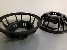 2 12 inch subwoofer frames with 8 inch spider adaptors dc re aa sundown psi