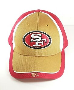 San Francisco NFL Football Team Hat Cap, NFL Equipment, Adult Youth Small