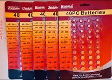 Batteries Assorted  5 Packs  200 SUPER Alkaline Set