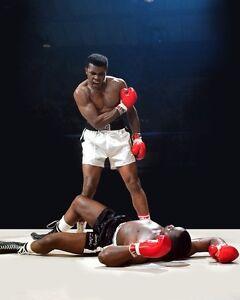 "Muhammad Ali 10"" x 8"" Photograph no 3"