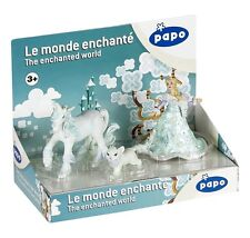 Papo 80506 Snow Queen Gift Box 3 Figuren Say and Fairy Tale