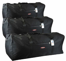 Canvas Soft Heavy-Duty Unisex Adult Suitcases