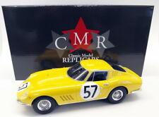 CMR 1/18 Scale Resin - 038 Ferrari 275 GTB #57 Le Mans 1966 Noblet Dubois