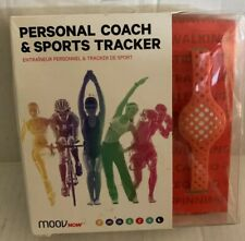 MOOV Personal Coach and Bluetooth Sports Tracker