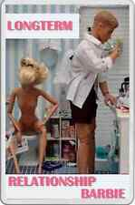 Adult humour Novelty Fridge Magnet Barbie Ken doll theme different unusual gift