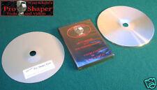 COMBO: Shrinking Disc + Backing pad + DVD