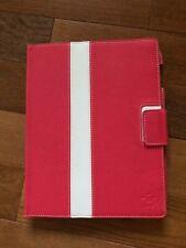 Belkin iPad 2/3 Keyboard Folio Case Red White
