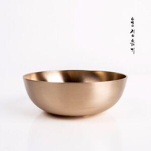 [by Artisan Jin-Ho Lee]Korean Bangjja Yugi Bowls - Soup Small type1