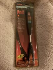 Deluxe Bar-B-Q Fork Electronic Food Probe Thermometer Maverick