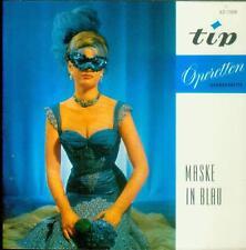 """7"""" Maske In Blau Querschnitt (Tip)"""