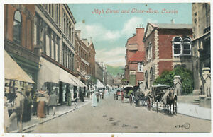 High Street and Stone-Bow, Lincoln