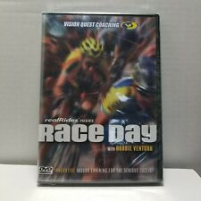 Vision Quest Coaching Race Day with Robbie Ventura Dvd Cycling Training New