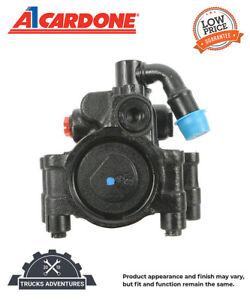 Cardone Reman Power Steering Pump P/N:20-389