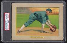 1911 T3 Turkey Red #121 Billy Sullivan White Sox PSA AA