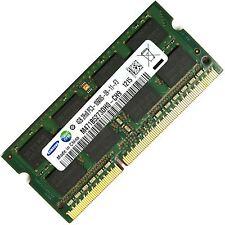 Samsung 4GB 1x4GB DDR3-1333MHz PC3-10600 Unbuffered Laptop Memory RAM