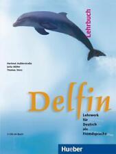 Delfin. Lehrbuch mit 2 CDs. (einbändig) - 9783190016013 PORTOFREI