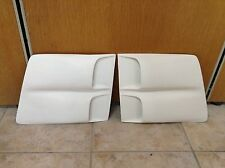 1969 PONTIAC FIREBIRD TRANS AM FIBERGLASS SIDE SCOOPS (PAIR)