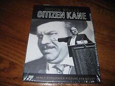 CITIZEN KANE: ORSON WELLES; 2 Disc DVD Special Edition ] New; Rare + Fast Ship