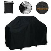 "Heavy Duty BBQ Grill Cover Gas Barbecue Outdoor Waterproof Weber 58 64"" 70"" 72"""