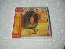 HEATWAVE - TOO HOT TO HANDLE + bonus track - JAPAN CD MINI LP  out of print