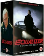 Equalizer The Complete Series 5030697023575 DVD Region 2 P H