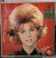 """SHEILA """" Le sifflet des copains """". B 77974 L  MONO 1963 OR.FR - Sticker  EX-/ EX"""