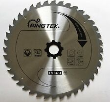 Pingtek 305mm x 40T x 30mm bore TCT Protrade Mitre/Table Saw Blade