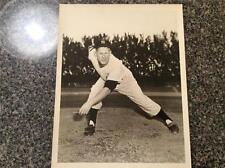 Whitey Ford Original type 1 Photo NY Yankees