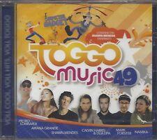 TOGGO MUSIC VOL. 49 * NEW CD 2018 * NEU