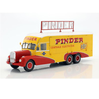 MAG LK01 Bernard 28 - Circus Pinder Power Station Wagon 1:43 Scale