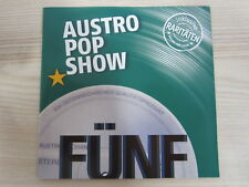 DCD / AUSTRO POP SHOW / FÜNF  / AMBROS / DANZER / FENDRICH / STS / EAV / FALCO