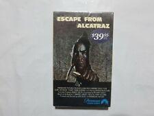Betamax Tape Movie New Sealed Escape From Alcatraz Eastwood VERY RARE 6E