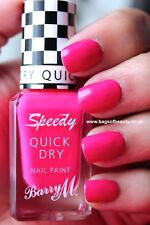 Barry M Speedy Paint Quick Dry Nail Polish in Get set go - 10ml