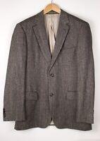 HUGO BOSS Herren Bertolucci Wolle Formelle Jacke Blazer Größe 52 - L ASZ1474