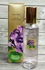 Victoria's Secret LOVE SPELL Eau de Toilette Perfume Spray SeXy 1oz 30ml NIB