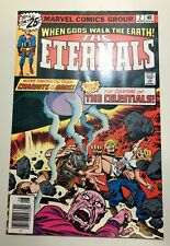 The Eternals 2 - 1st app Ajak & The Celestials (HIGH GRADE)