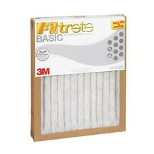 3 Pack Basic Pleated Air Filter 14 x 30 x 1 Inch Home Capture Airborne Particles
