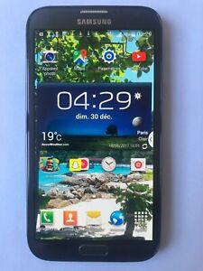 Samsung Galaxy Note 2 N7105 4G Débloqué 16GB Gris Titane + Accessoires origine