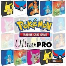 "Ultra Pro Pokemon Ring Binder | Choose Design Trading Card Album Folder 2"" D TCG"