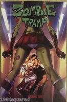 Zombie Tramp Volume 2 Taint Train of Terror GN Dan Mendoza Action Lab New NM