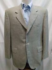 giacca jacket uomo Canali 52% lana 48% seta taglia 50