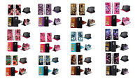 Wallet Case for Iphone 6 6s 7 8 Plus Folio Cover PU Leather with Card Holder