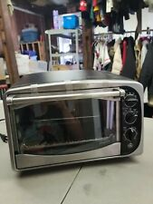 GE EXTRA LARGE CAPACITY TOASTER OVEN Baked BROILER Toast 169220