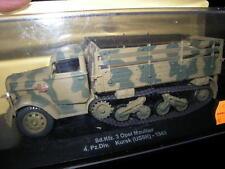 1:43 Atlas Edition Sd.Kfz.3 Opel Maultier 4.Pz.Div. Kursk USSR 1943 OVP