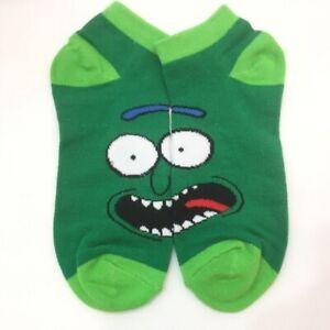 Pickle Rick Socks - Rick and Morty - UK seller, fast shipping