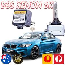 2 X HID D3S Xenon 6000K Light Bulbs Lamp D3R D3C AUDI BMW JAGUAR BENZ JEEP Volvo