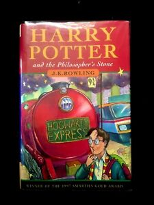 Harry Potter and the Philosopher's Stone 1st Ed Aus J. K. Rowling