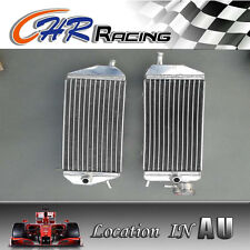 L&R aluminum radiator for Gas Gas MX/SM/EC 200/250/300 2007 2008 2009 2010 2011